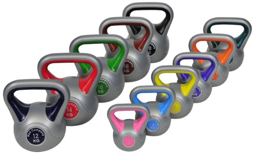 Bad Company Color-Line Kettlebell