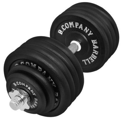 Bad Company Kurzhantel-Set 50 kg
