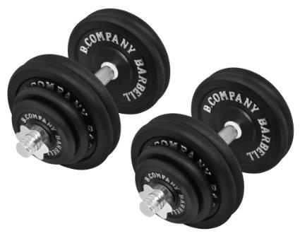 Bad Company Kurzhantel-Set 60 kg