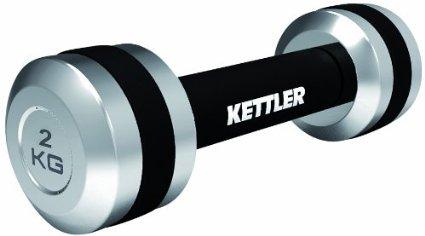 Kettler Chrom-Hantel Paar