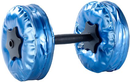 PEARL sports Befüllbare Hanteln 4 kg