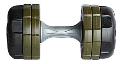 Ultrasport Anti-Roll Hantel Set 20 kg