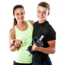 Welche Muskeln mit Hanteln trainieren?