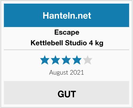 Escape Kettlebell Studio 4 kg Test