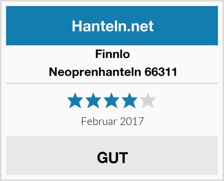 Finnlo Neoprenhanteln 66311 Test