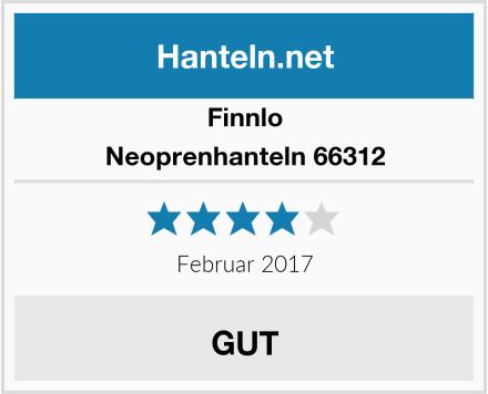 Finnlo Neoprenhanteln 66312 Test