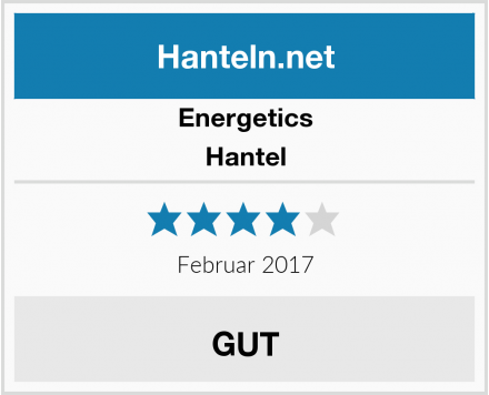 Energetics Hantel Test