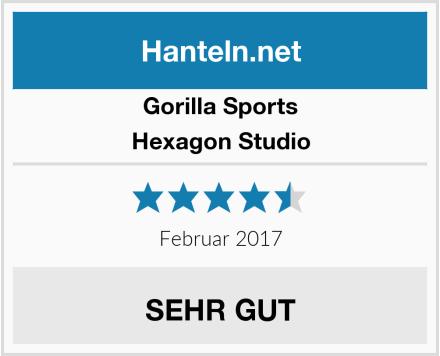 Gorilla Sports Hexagon Studio Test