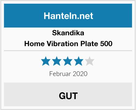 Skandika Home Vibration Plate 500 Test