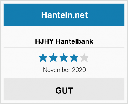 HJHY Hantelbank Test