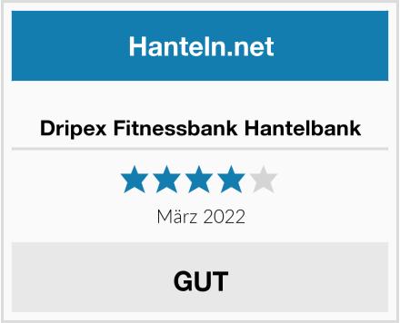 Dripex Fitnessbank Hantelbank Test