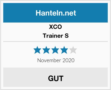 XCO Trainer S Test