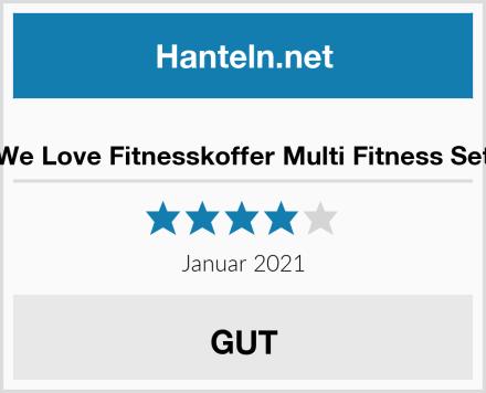 We Love Fitnesskoffer Multi Fitness Set Test