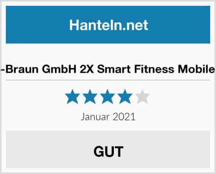 CMS-Braun GmbH 2X Smart Fitness Mobile Gym Test