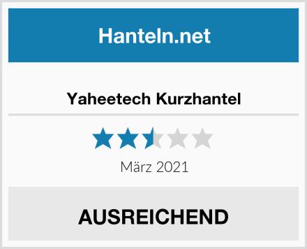 Yaheetech Kurzhantel Test