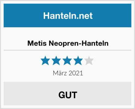 Metis Neopren-Hanteln Test