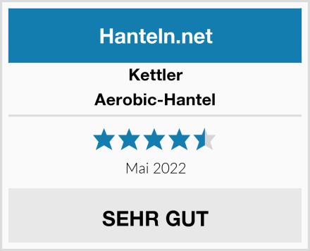 Kettler Aerobic-Hantel Test