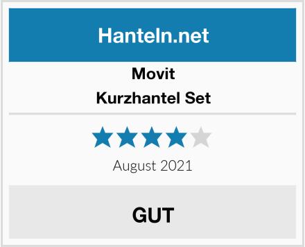 Movit Kurzhantel Set Test