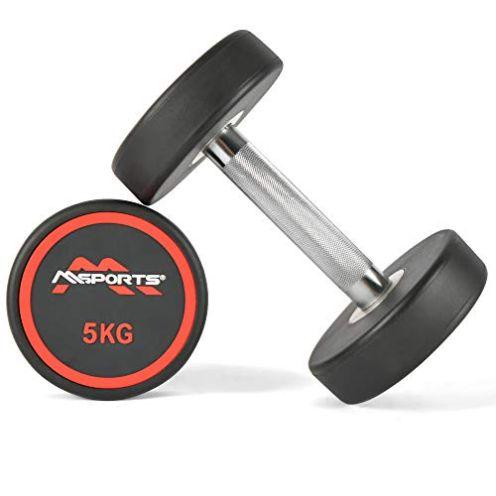 MSports Premium Hantel 2 x 5kg