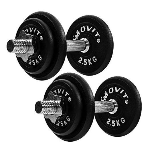 Movit Kurzhanteln-Set Pro 10kg